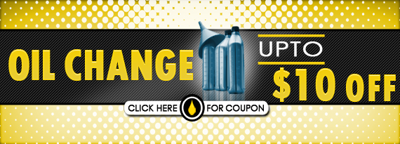 Up to $10 Off Oil Change